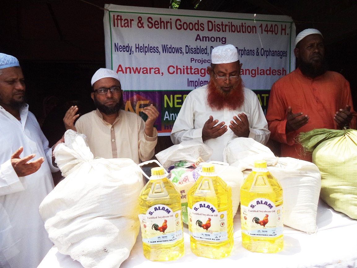 Ramadhan FoodPack Distribution Program-2019