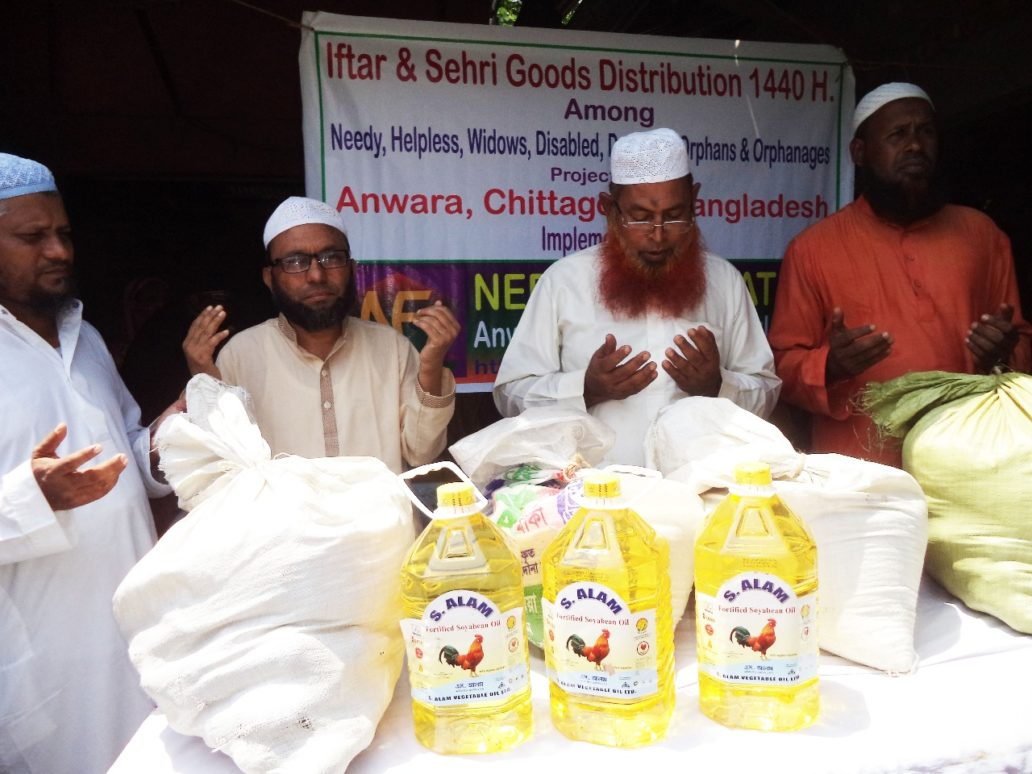 Ifter and Sehri Goods Distribution 2019 (4)