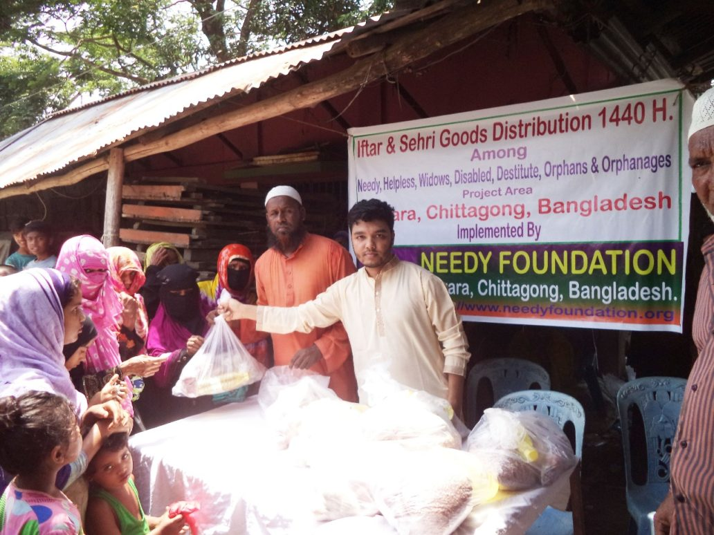 Ifter and Sehri Goods Distribution 2019 (7)